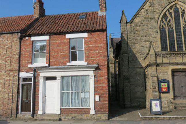 Thumbnail End terrace house to rent in Maltongate, Thornton Le Dale