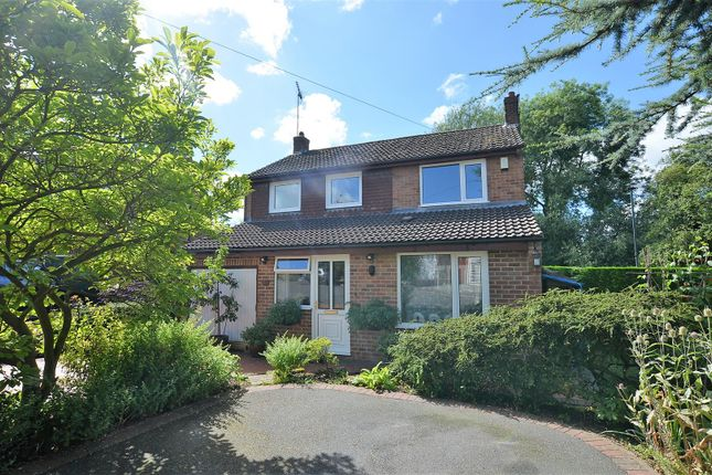 Thumbnail Detached house for sale in Melbourne Close, Mickleover, Derby