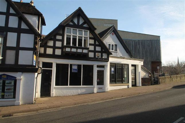 Thumbnail Commercial property to let in Frankwell, Shrewsbury, Shropshire