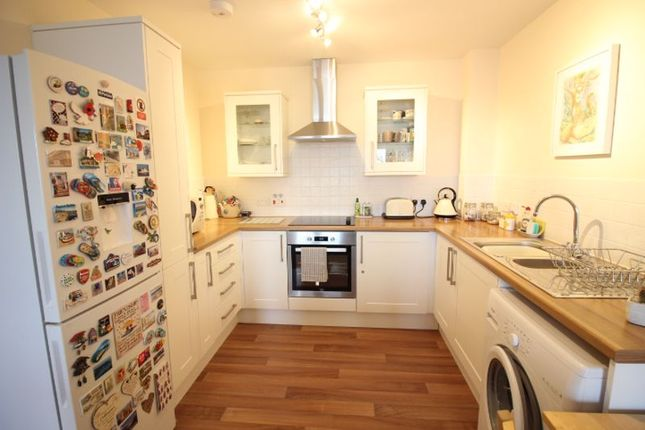 Thumbnail Flat for sale in Anson House, Cottesmore Close, Netherton, Peterborough