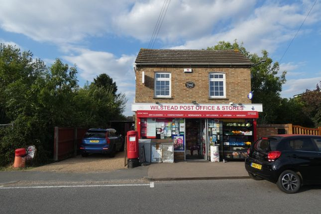 Thumbnail Maisonette to rent in Cotton End Road, Wilstead, Bedford