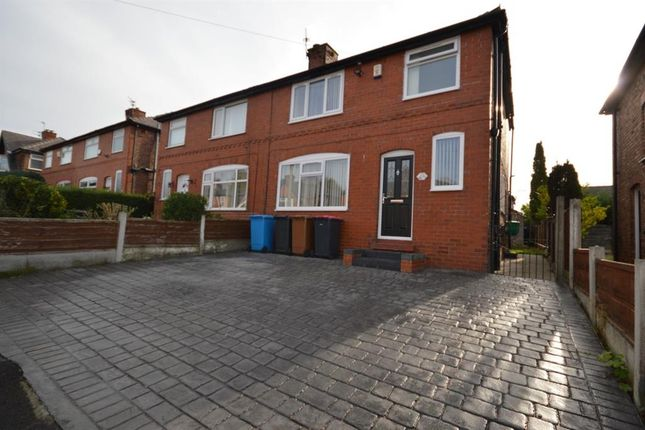 Thumbnail Semi-detached house to rent in Branksome Drive, Salford