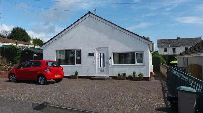 Thumbnail Bungalow for sale in St. Austell, Cornwall