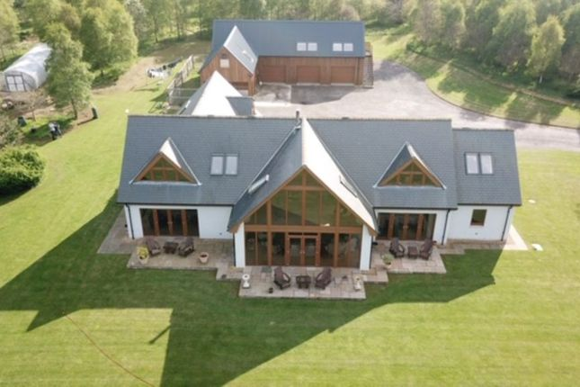 Thumbnail Detached house for sale in The Willows And Willow Barn, Rafford, Forres