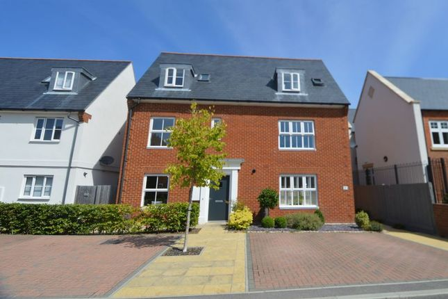 Thumbnail Semi-detached house to rent in Samuel Mortimer Close, Fareham