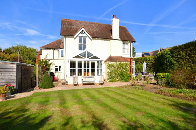 Thumbnail Detached house for sale in School Lane, West Horsley, Leatherhead