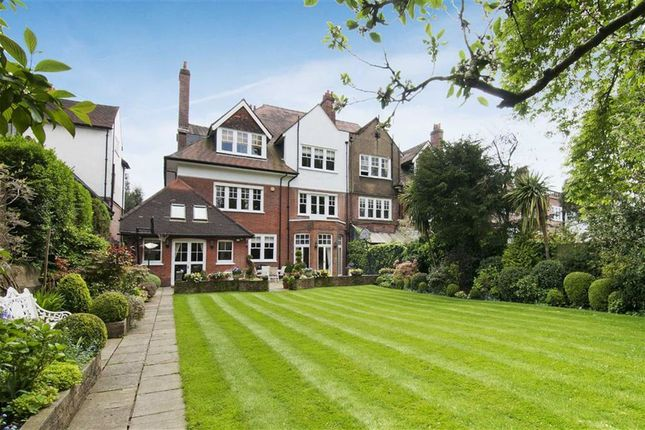 Thumbnail Property to rent in Heath Drive, Hampstead, London