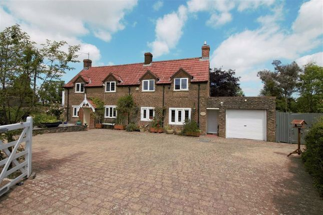 4 bed detached house for sale in Station Road, Wanstrow, Shepton Mallet BA4