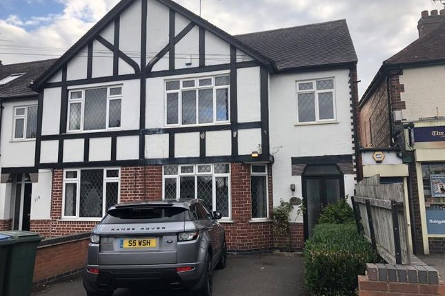 Thumbnail Office for sale in 121, Hollyfast Road, Coventry