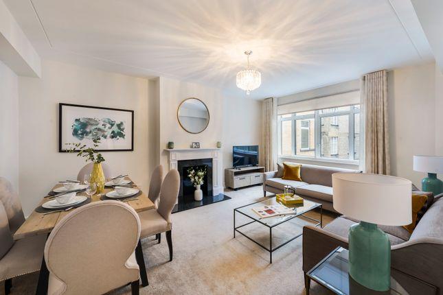 2 bed flat to rent in Richmond Court, Sloane Street, Knightsbridge, London SW1X