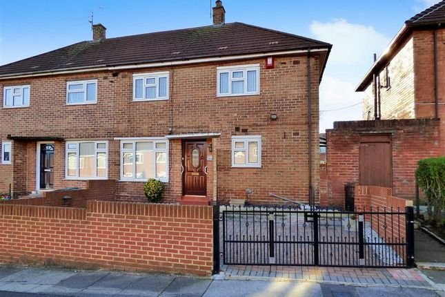 Thumbnail Semi-detached house to rent in Henderson Grove, Longton, Stoke-On-Trent