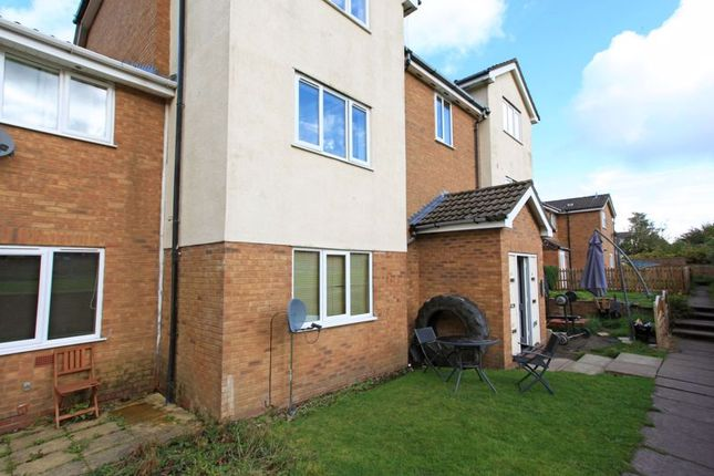 Thumbnail Flat to rent in Marlborough Way, Telford