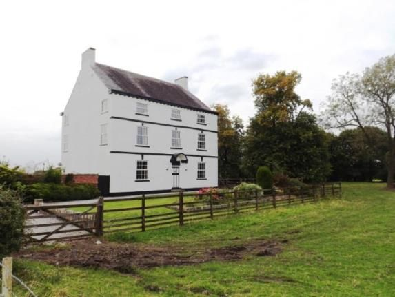 Thumbnail Detached house for sale in Slag Lane, Lowton, Warrington, Greater Manchester