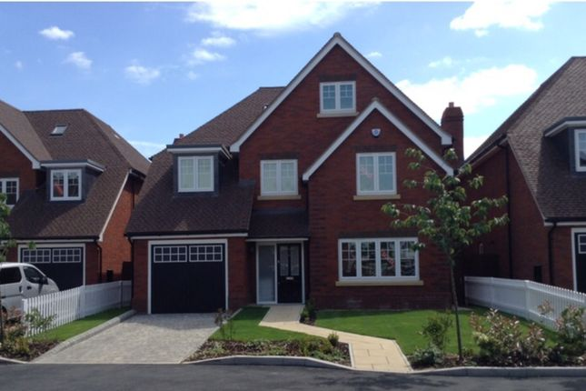 Thumbnail Detached house for sale in Old Dairy Grove, Southall