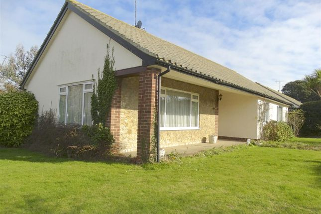 Thumbnail Detached bungalow for sale in Second Avenue, Kingsgate, Broadstairs