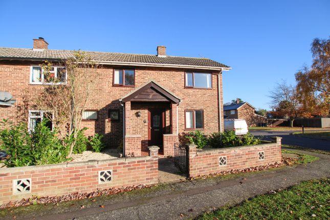 Thumbnail Semi-detached house for sale in Sladwell Close, Grantchester, Cambridge