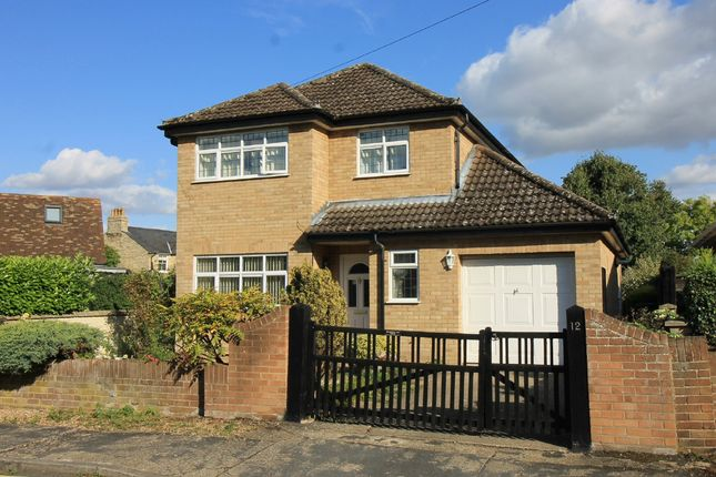 Thumbnail Detached house for sale in Orchard Way, Godmanchester