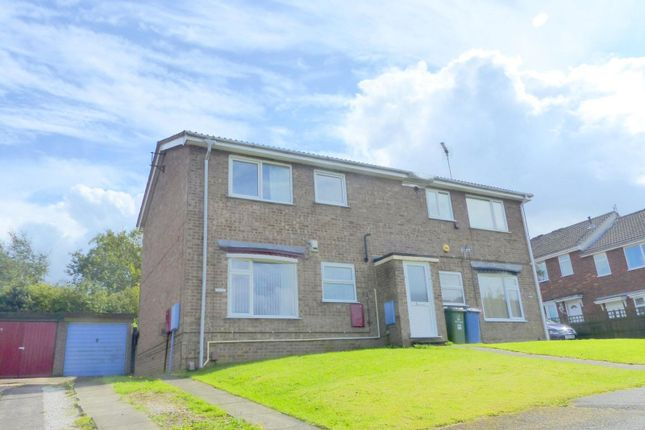 Thumbnail Flat to rent in Acacia Court, Forest Town, Mansfield