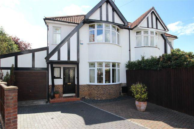 Thumbnail Semi-detached house for sale in Audrey Walk, Henleaze, Bristol