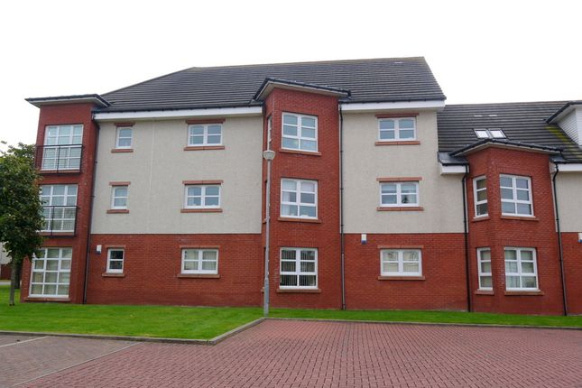 Thumbnail Flat for sale in Elms Way, Ayr