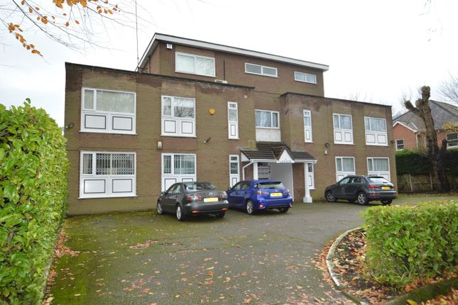 Thumbnail Flat to rent in Old Hall Road, Salford