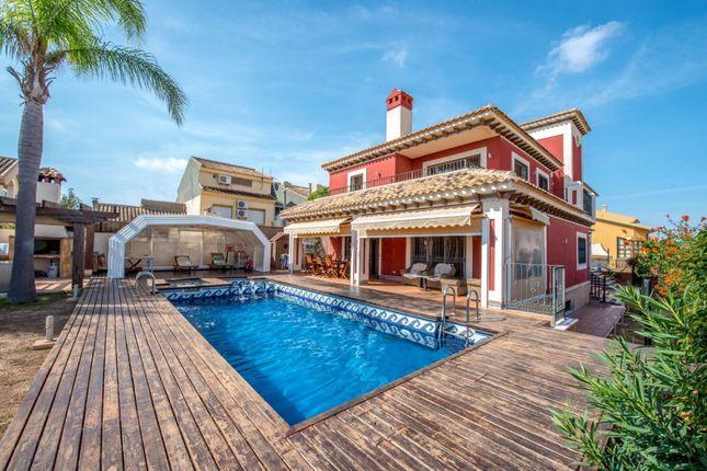 Thumbnail Villa for sale in Santiago De La Ribera, Alicante, Spain