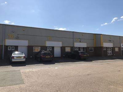 Thumbnail Light industrial to let in Dewsbury Road, Fenton, Stoke On Trent, Staffs
