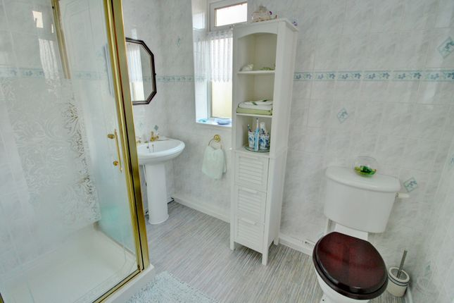 Shower Room of Broad Oak Lane, Bury BL9