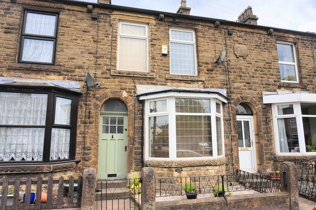 Thumbnail Terraced house for sale in Buxton Road, Furness Vale, High Peak