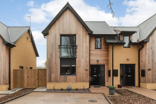 Thumbnail Semi-detached house for sale in Mill Road, Marks Tey, Colchester, Essex