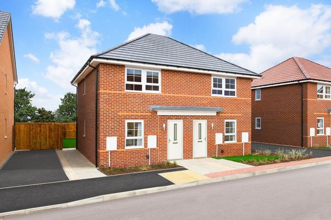 """2 bedroom terraced house for sale in """"Kenley"""" at Tenth Avenue, Morpeth"""