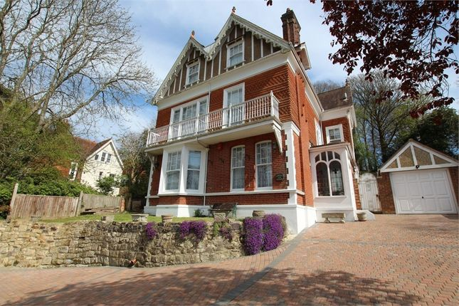 Thumbnail Detached house for sale in St Helens Park Road, Hastings, East Sussex