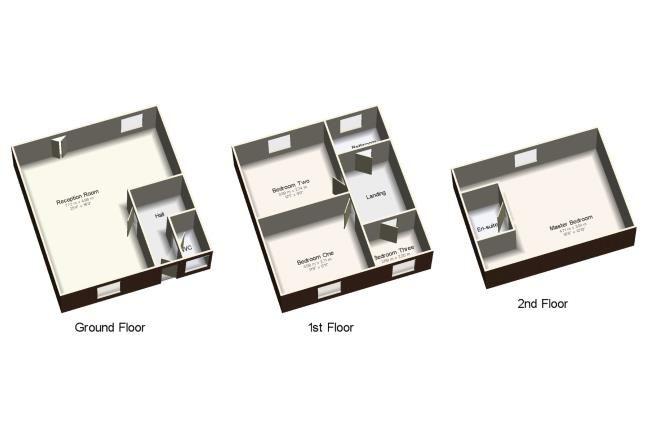 Floor Plan of Lucerne Close, Aldermans Green, Coventry, West Midlands CV2
