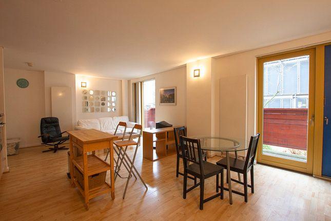 Open Plan Living of West Parkside, London SE10