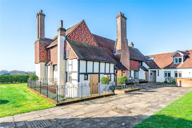 Thumbnail Semi-detached house to rent in Holdhurst Farm Cottages, Alfold Road, Cranleigh, Surrey