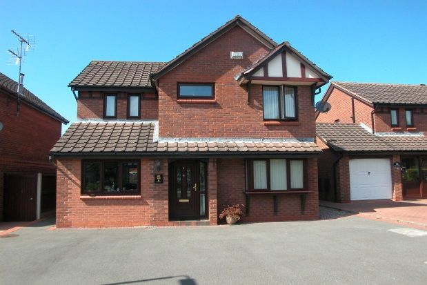 Thumbnail Detached house to rent in Darby Close, Little Neston, Neston