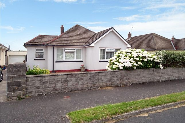 Thumbnail Detached bungalow for sale in Greenfield Way, Nottage, Porthcawl