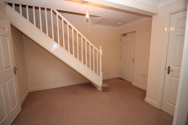 Hallway of The Spinnakers, Aigburth, Liverpool L19
