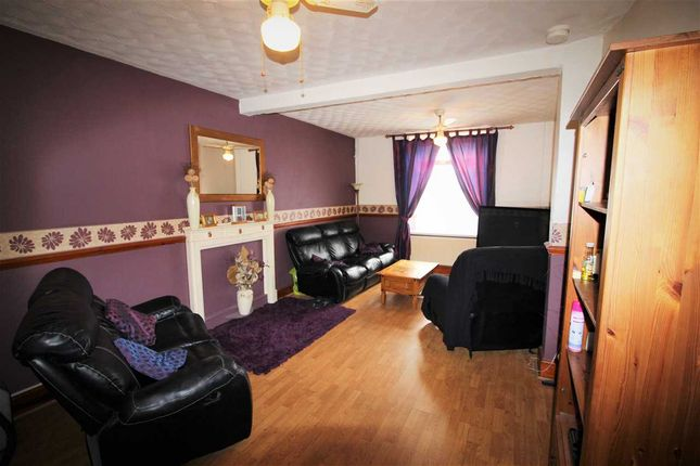 Lounge of Hendrecafn Road, Tonypandy CF40