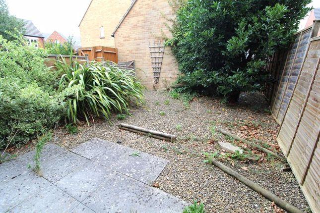 Garden of Star Avenue, Stoke Gifford, Bristol BS34