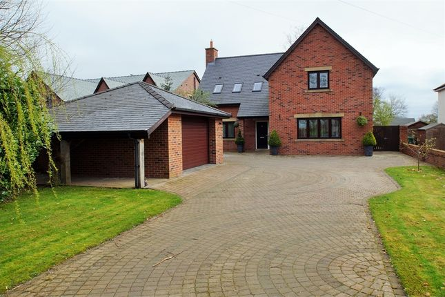 Thumbnail Detached house for sale in Plains Road, Wetheral, Carlisle, Cumbria