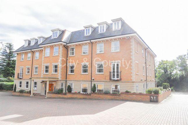 Thumbnail Flat for sale in Thorpe Road, Longthorpe, Peterborough