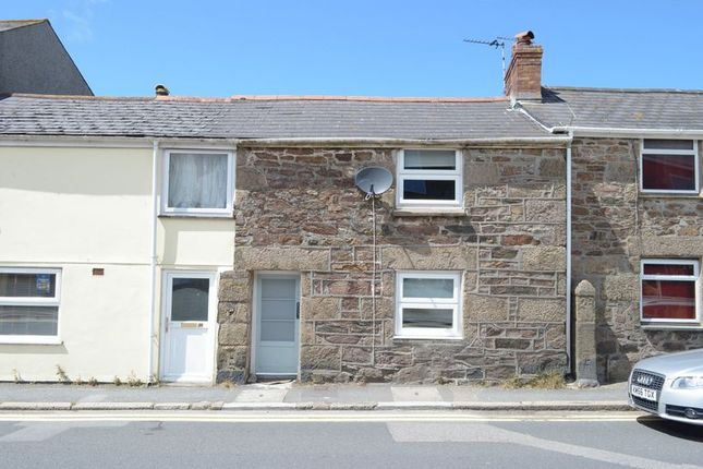 Thumbnail Terraced house for sale in East End, Redruth