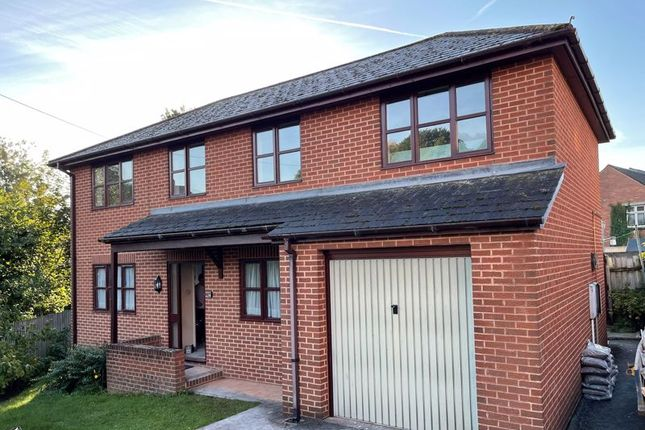 Thumbnail Detached house to rent in Latimer Road, Exeter