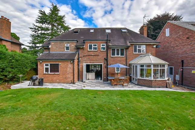 Thumbnail Detached house for sale in Church Lane, Darley Abbey, Derby