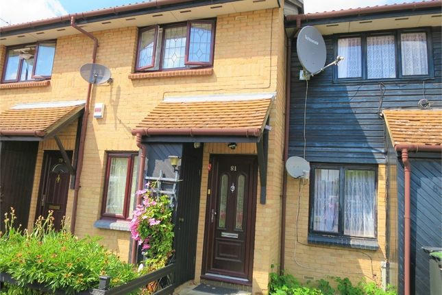 Thumbnail Terraced house for sale in Pycroft Way, London