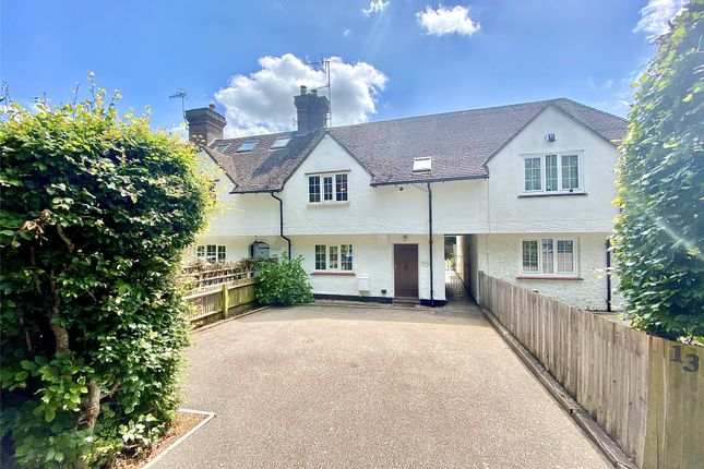 2 bed terraced house to rent in Red Lane Cottages, Holland Lane, Oxted, Surrey RH8