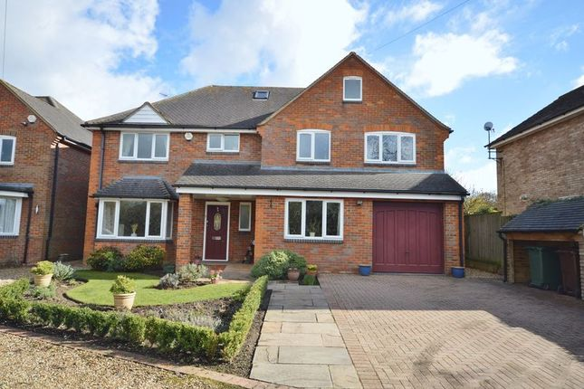 Thumbnail Detached house for sale in Bryants Acre, Wendover, Aylesbury