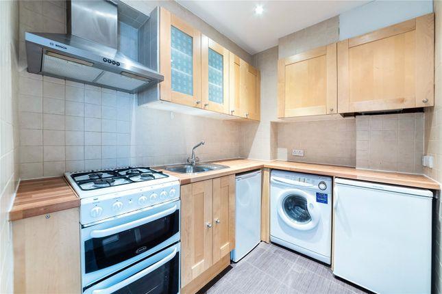 Kitchen of Cornwall Gardens, London SW7