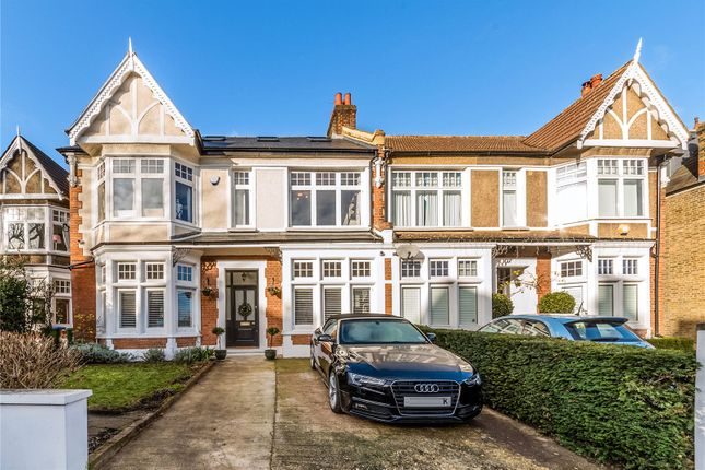 Thumbnail End terrace house for sale in Coleraine Road, Blackheath, London